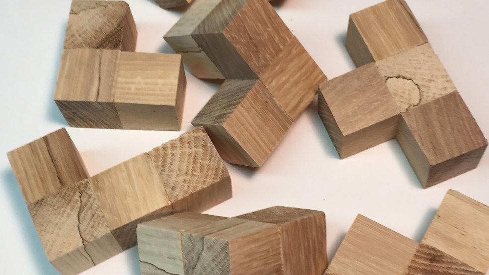 7pc Cube Puzzle