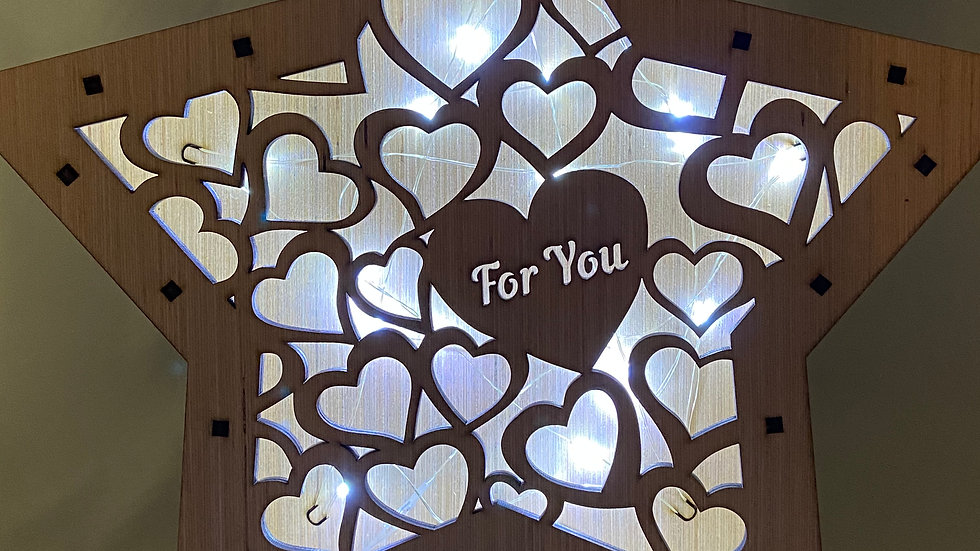 Star Light Box (Hearts For You Scene)
