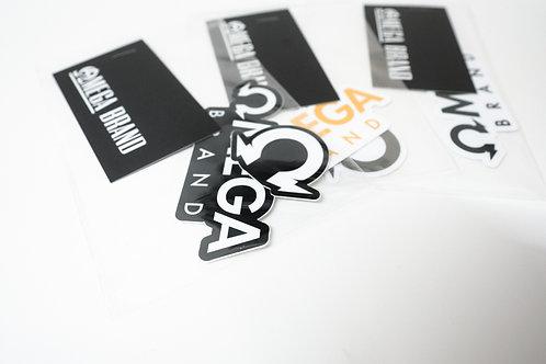 """LOGO"" Sticker Bundle"