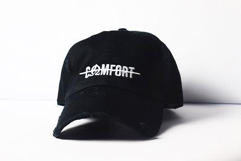 """COMFORT"" Distressed Hat"