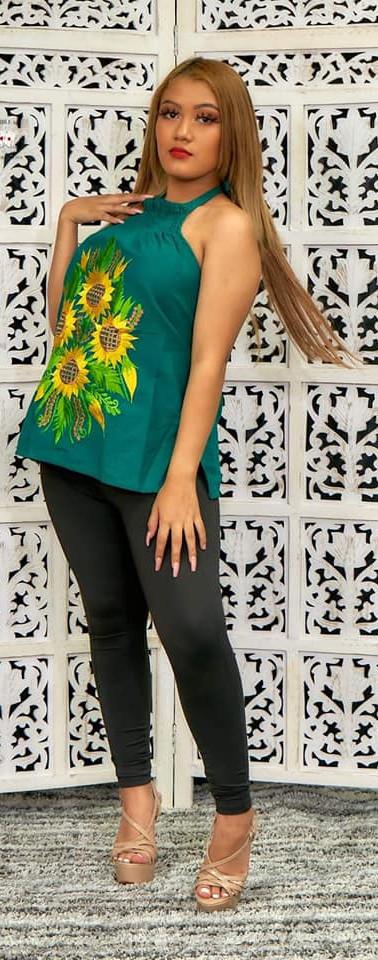 Jireth Flores señorita Oaxaca