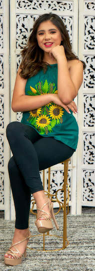 Kristina Roman señorita Coahuila