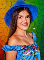 Dayna Ramirez señorita Guadalajara categ