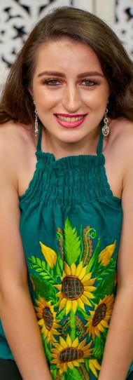 Jessica Oyervides señorita Monterrey