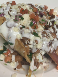 White Tacos
