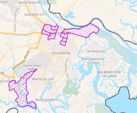 Savannah, GA Tax Advantaged Zones, Part One: Federal Opportunity Zones