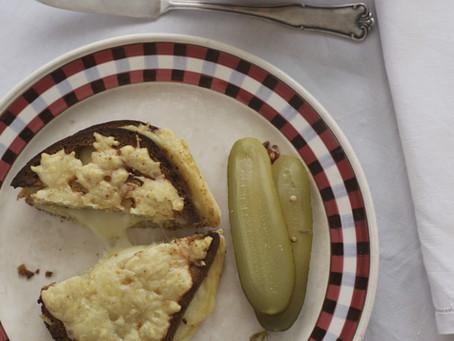 Literatura comestible: el Swiss cheese sandwich de Holden Caulfield, The catcher in the rye.