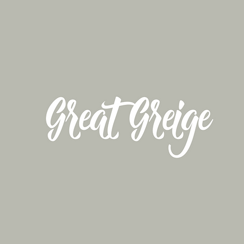 great griege