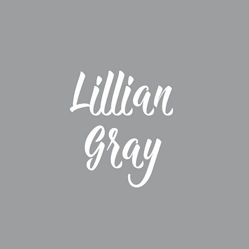 lillian gray