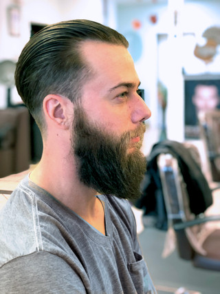 Gentlemen's Cut and Style