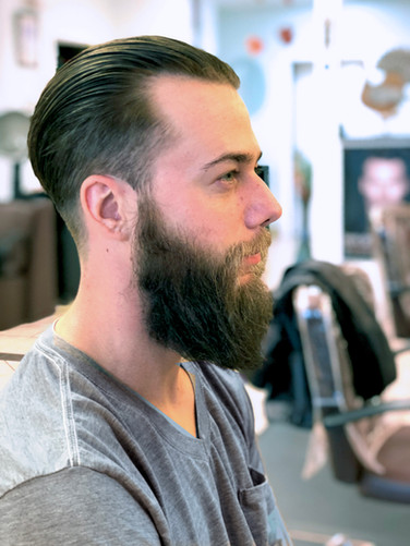 Gentlemen's Cut and Style