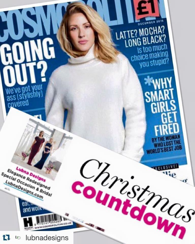 LD Featured in Cosmopolitan UK!