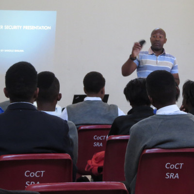 Empowering the youth to function safely in Cyber Space