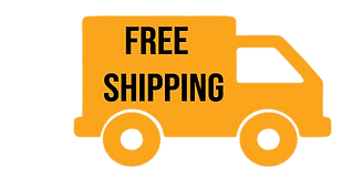 free shipping with every purchase.
