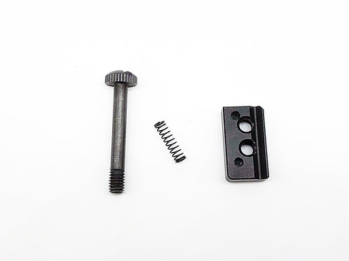 Replacement Bolt and Plate