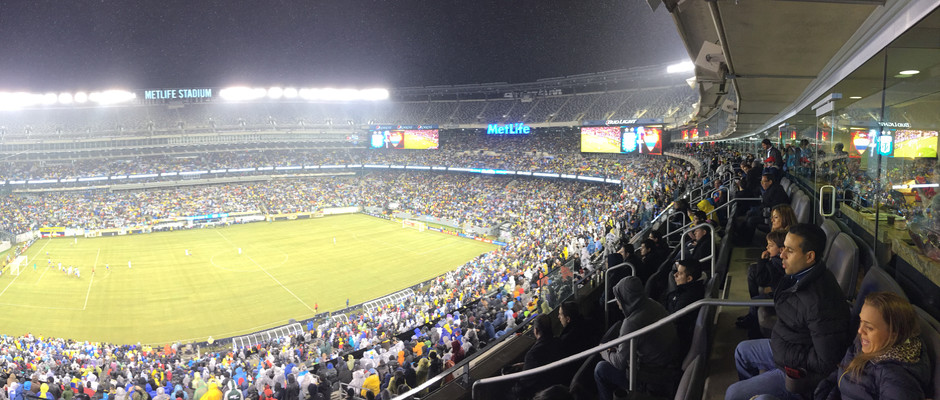 Joe and his team at Schramm Marketing Group sold out the Metlife Stadium for Argentina vs Ecuador soccer match.