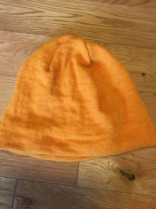 Alpaca Hunter Orange Beanie