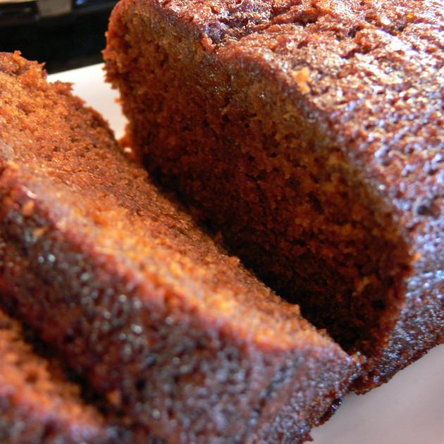 Vegan Ginger Cake