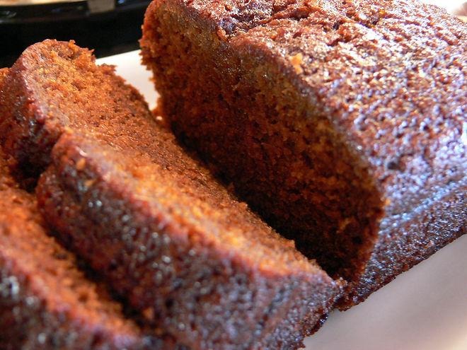 Vegan Ginger Cake Recipe - Hapisoy