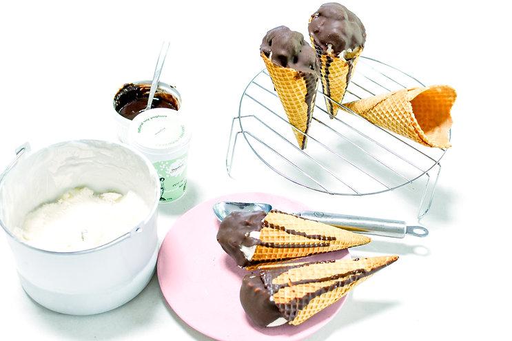 frozen yoghurt plant-based