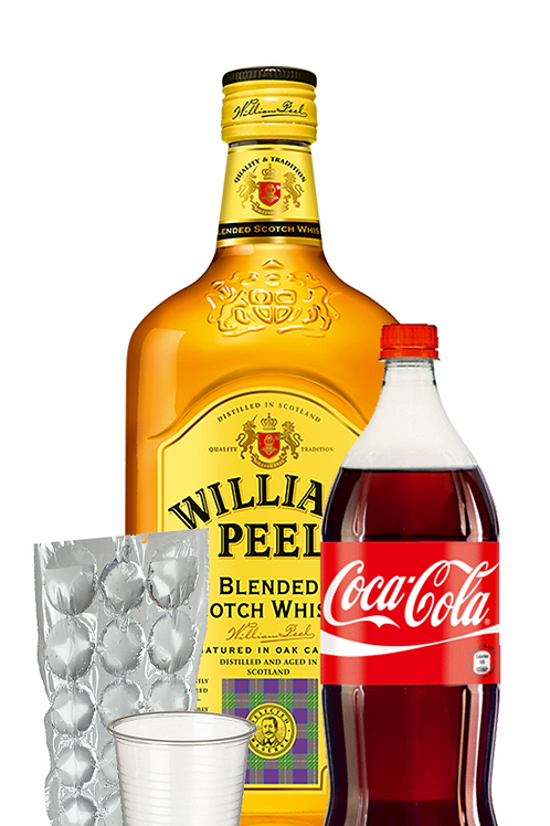 FORMULE WILLIAM PEEL 70CL