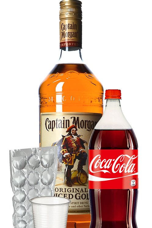 FORMULE CAPTAIN MORGAN 70CL