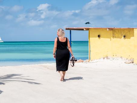 Aruba, ik blijf ietsje langer!
