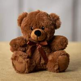 6 inch Teddy Bear in Brown