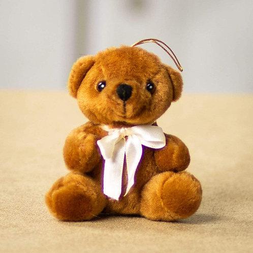 "3.5"" Teddy Bear in Brown"