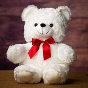 18 inch Tremendous Teddy Bear in White
