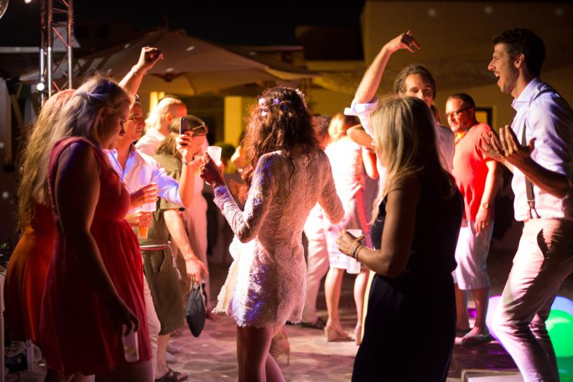 perfect wedding party ibiza