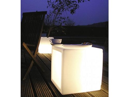Light Cube white