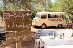 Ibiza LOVE FOOD Truck - the Original