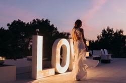 Ibiza wedding at its best