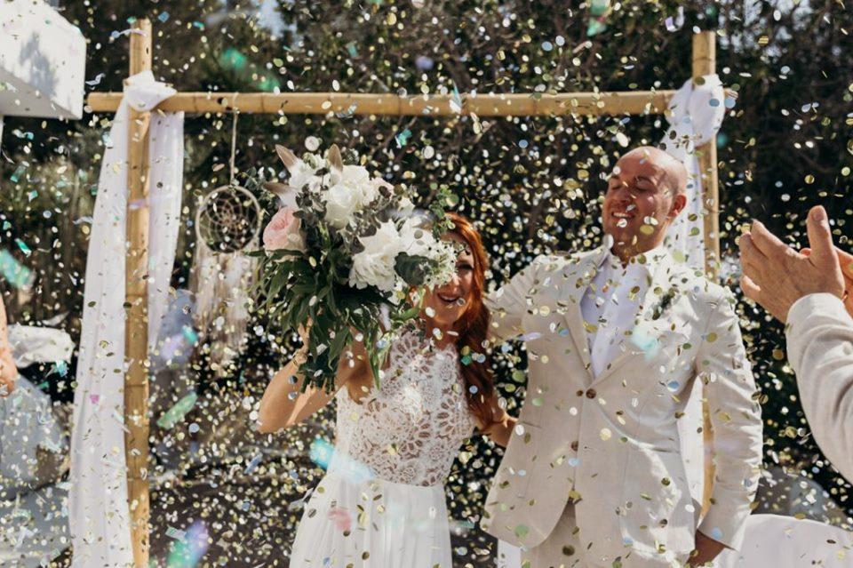 Ibiza wedding ceremony 1