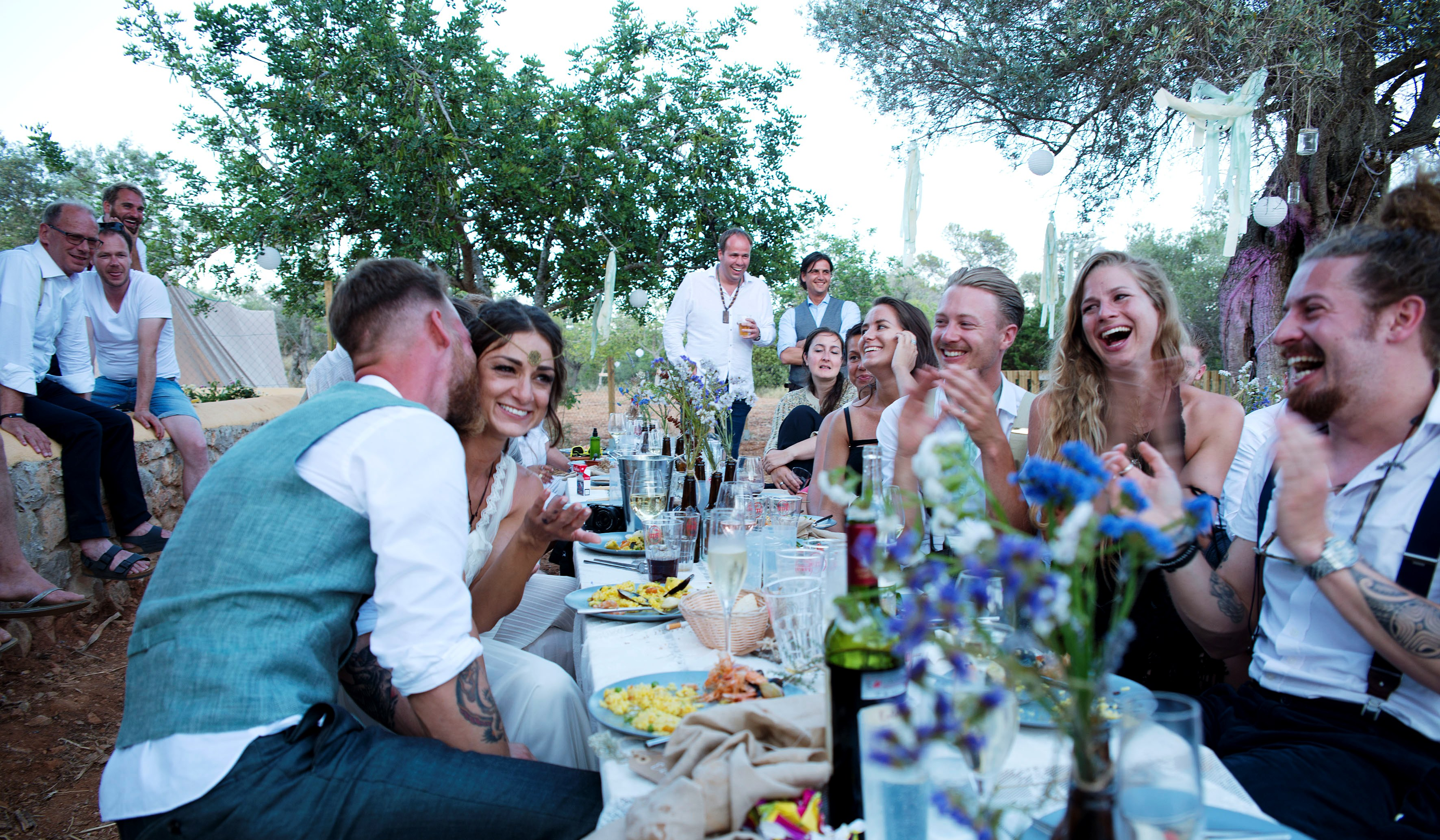 Best Ibiza Catering for wedding and even