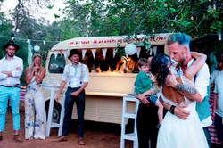 Ibiza perfect Boho Style wedding