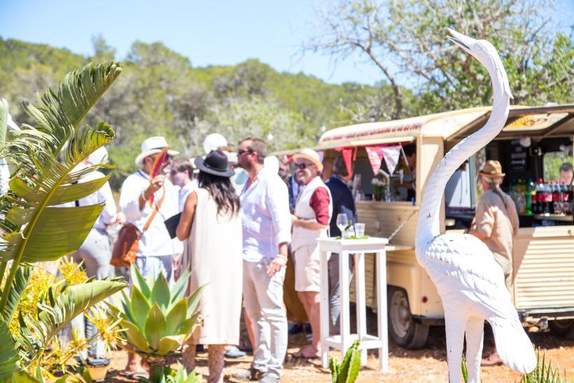 wedding reception in ibiza