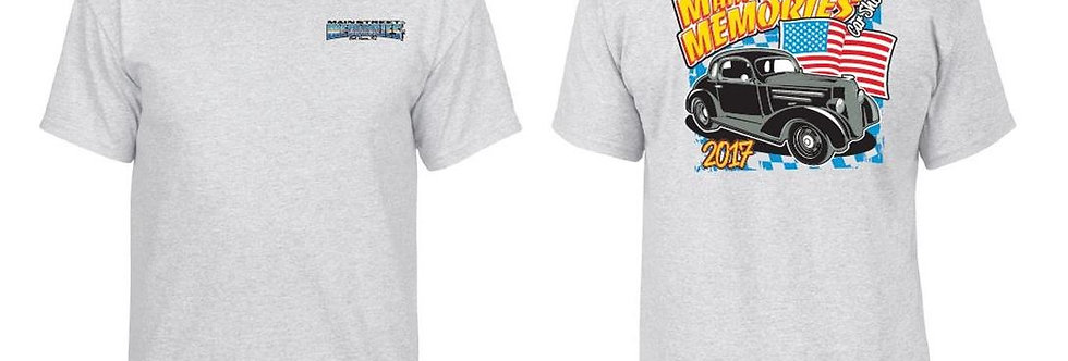 2017 MainStreet Memories Car Show T-Shirt
