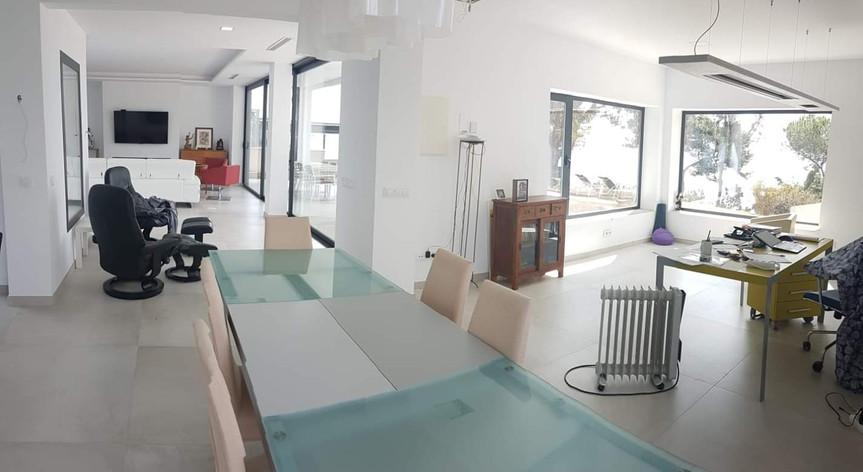 Rehabilitación y redistribución de vivienda en Mijas, Málaga
