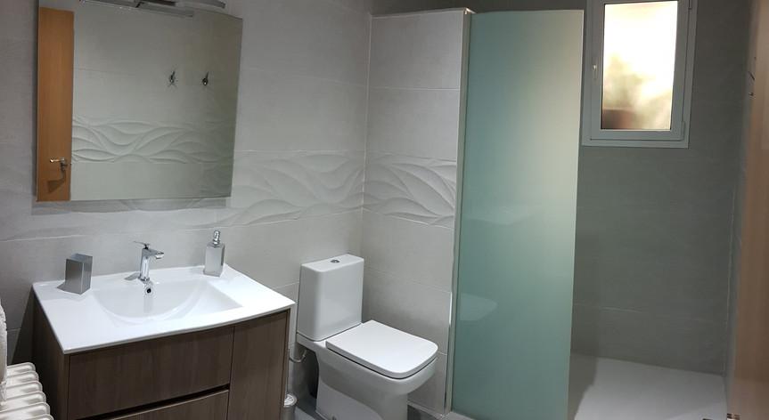Adaptación de vivienda (Baño)