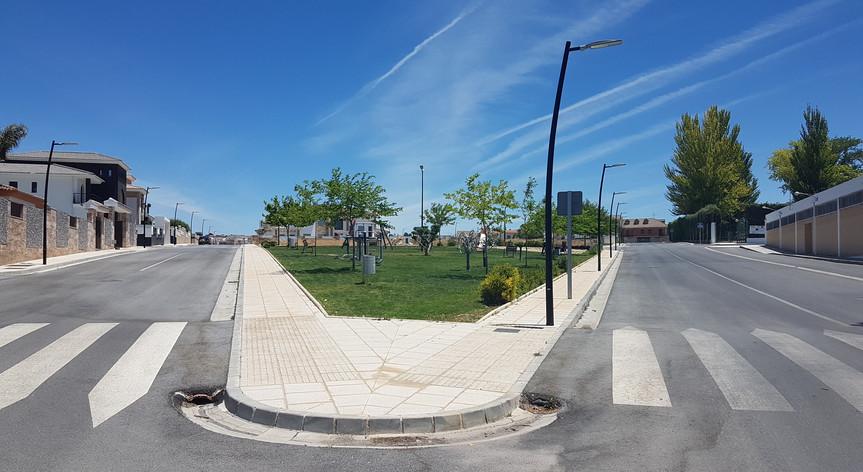Urbanización UE16 en Pozo Alcón, Jaén