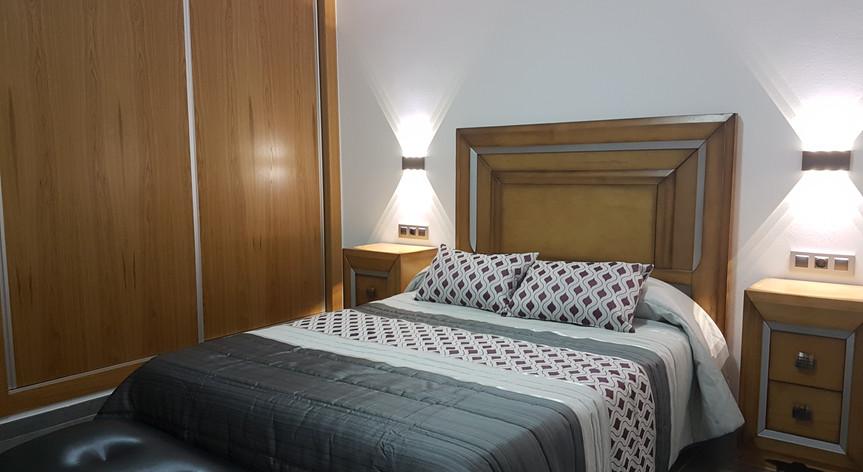 Adaptación de vivienda en planta baja (Dormitorio)