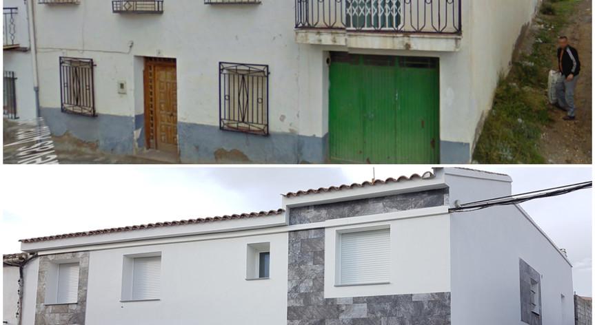 Rehabilitación integral de vivienda en Pozo Alcón.