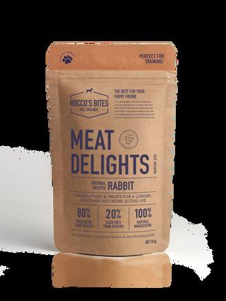 Rabbit Flavour Dog Food