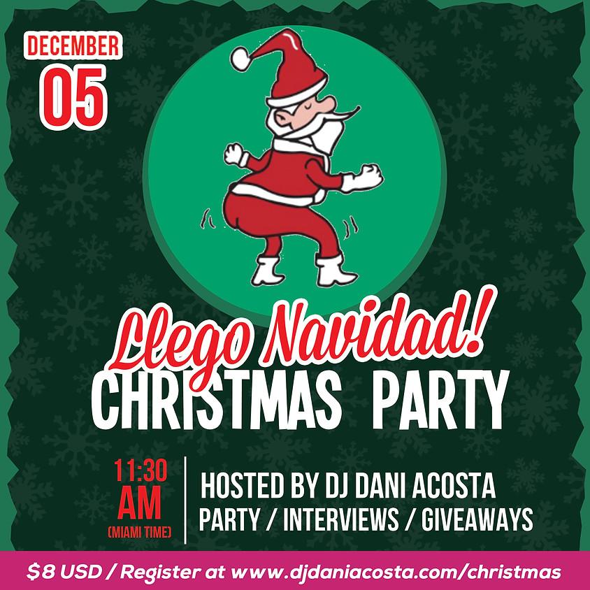 LLEGO NAVIDAD! - Christmas Party (DJ Dani & friends)