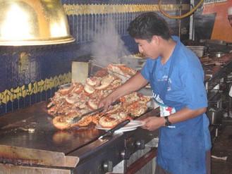 Puerto Nuevo - Baja's Lobster Village