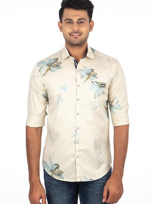Floral Printed Full Sleeve Shirt - 269