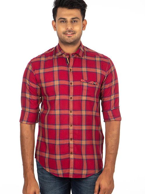 Chex Full Sleeve Shirt - 272