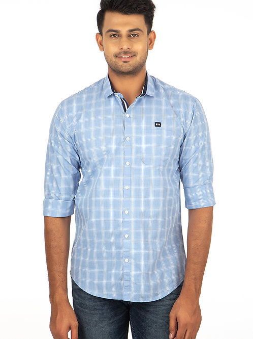 Chex Full Sleeve Shirt - 314